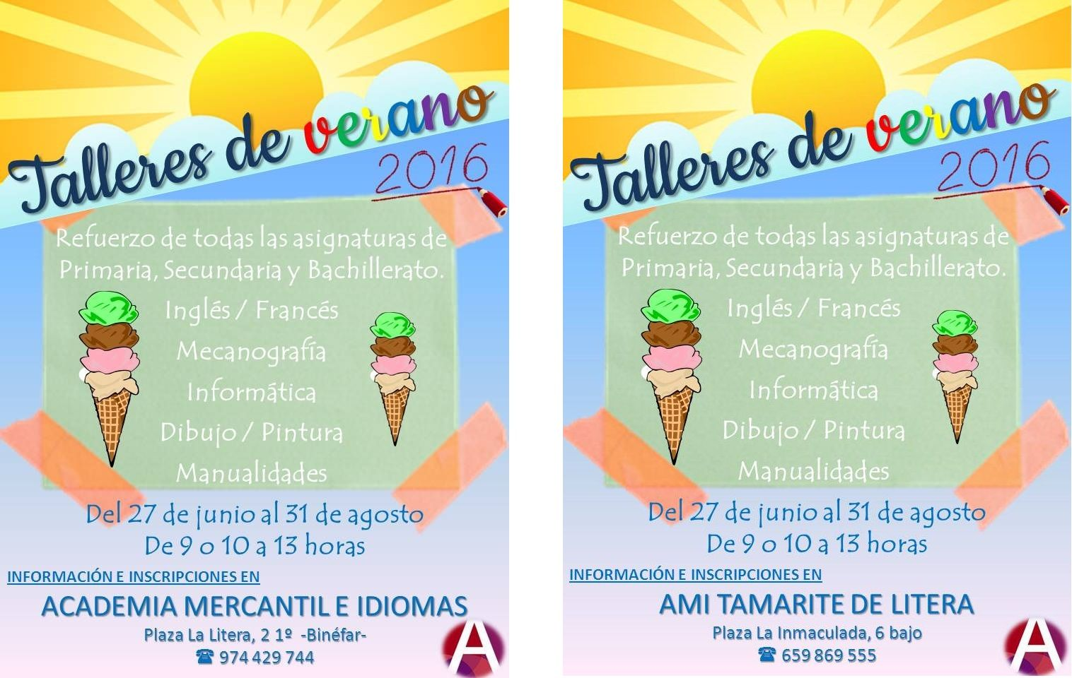 talleres-verano-binefar-tamarite