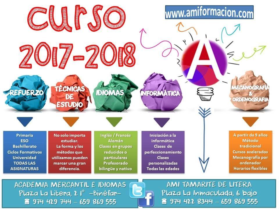 COMIENZO DE CURSO EN LOS CENTROS AMI